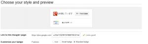 Google+バッジ3